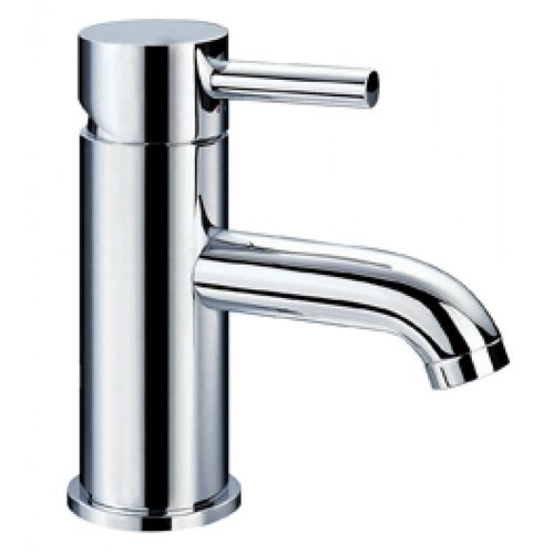 Flova Single Lever Monobloc Basin Mixer with Traditional Integral Pop up Waste